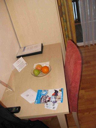 Hotel Viktoria : Tavolo