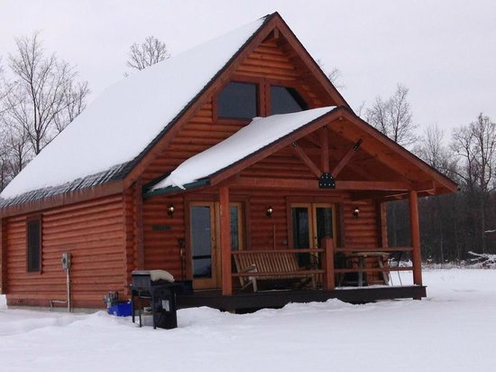 Cobtree Vacation Rental Homes Resort: Hemlock Cabin