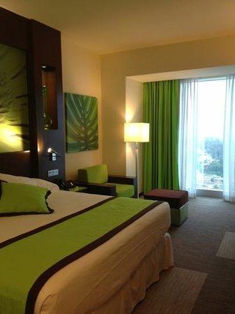 Hotel Riu Plaza Guadalajara: Habitación standard cama King size