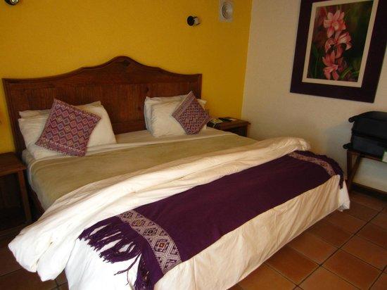 Docecuartos Hotel: La stanza