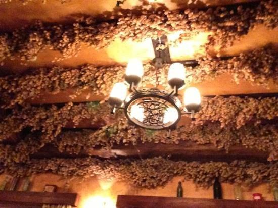 The Black Horse Inn Restaurant: love the light and hops