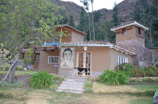 La Casa Del Conde: Main house