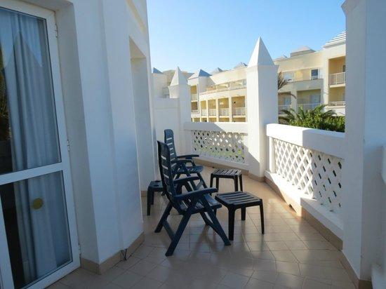 Hotel Riu Palace Meloneras Resort: Balkon