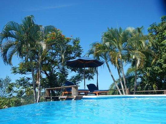 Cristal Azul: pool