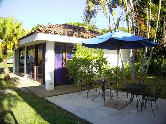 Cristal Azul: bungalow