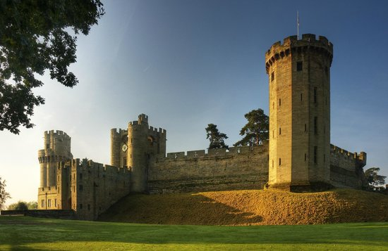 Ворвик, UK: Warwick Castle