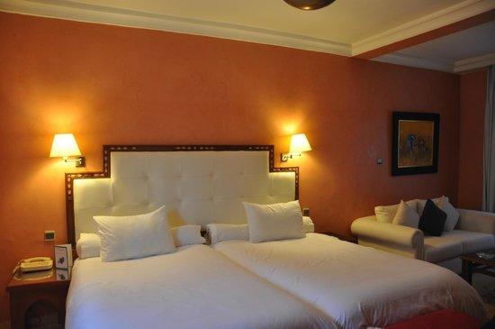 Hotel Le Berbere Palace: Room