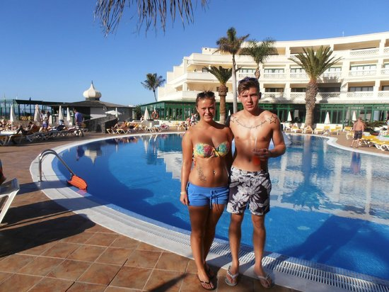 Hotel Lanzarote Park Iberostar Playa Blanca