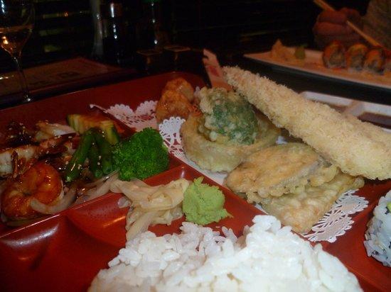 Yoshiya Japanese Resturant : Shrimp Tempura dinner