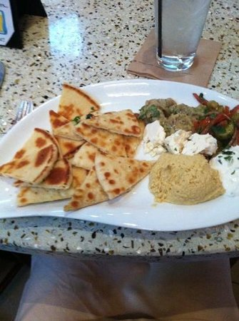 Coastal Kitchen & Bar: the med plate app