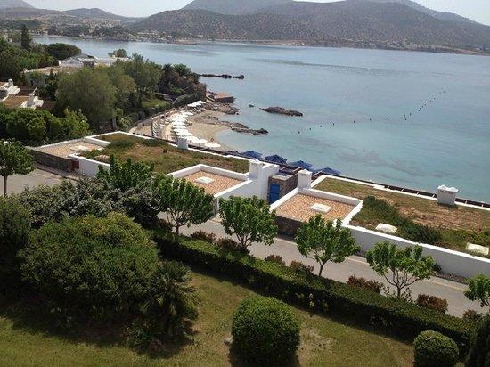 Grand Resort Lagonissi: Balcony view