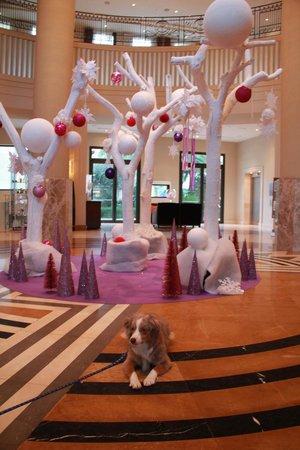 The Westin Valencia: Hotel Lobby