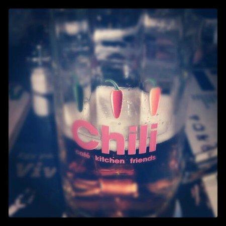 Chili Bar : beer
