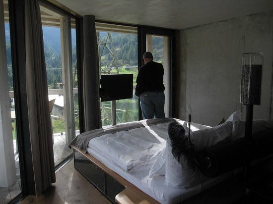 Hotel Matterhorn Focus: unique bed placement