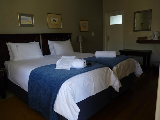 Cornerstone Guesthouse: Innen Zimmer Nr. 3