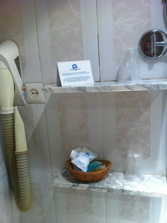 Hotel Soho Boutique Bahia Malaga: bathroom2