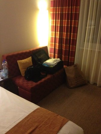 Holiday Inn Express Munich Airport: Room