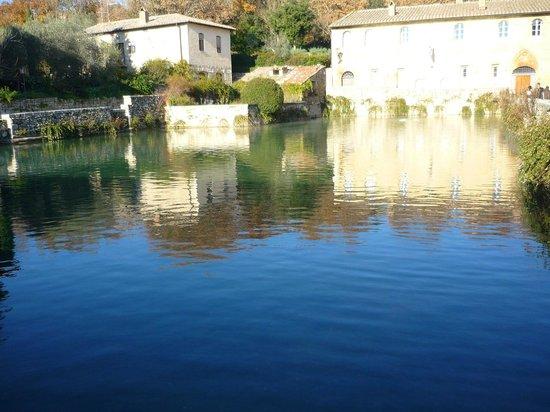 Albergo Le Terme: vasca termale