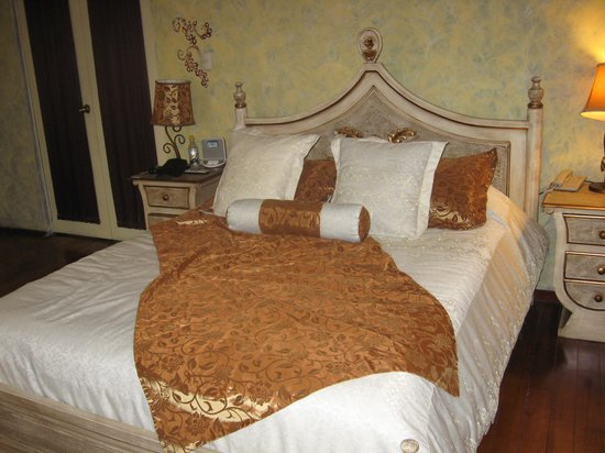 Hotel Los Balcones: la habitacion