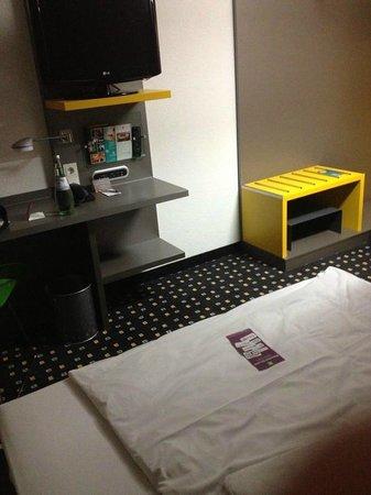 Ibis Styles Stuttgart : Room view