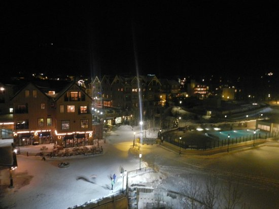 Village at Breckenridge Resort: View from the room