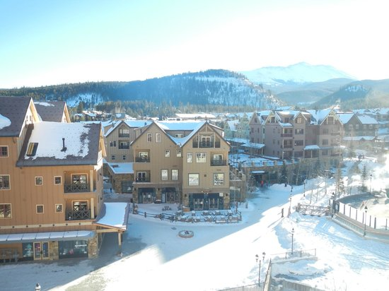 Village at Breckenridge Resort: View from room
