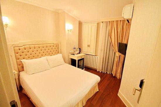 Historia Hotel: Deluxe