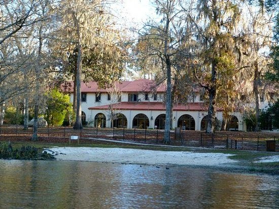 The Lodge At Wakulla Springs From