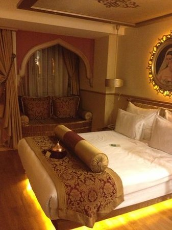 Hotel Sultania: beautiful rooms