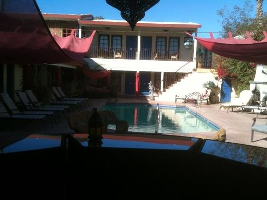 El Morocco Inn & Day Spa: January 2nd 2013