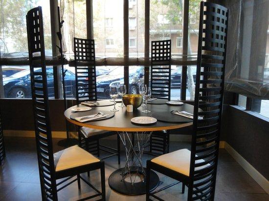 H10 Tribeca: Local do café da manhã