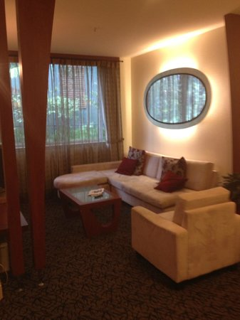 CityLife Wellington: Living room