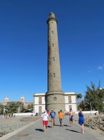 Faro de Maspalomas: Faro