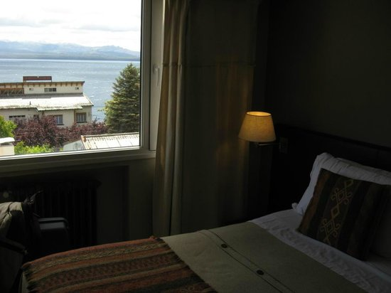 Quillen Hotel & Spa: Room with a view