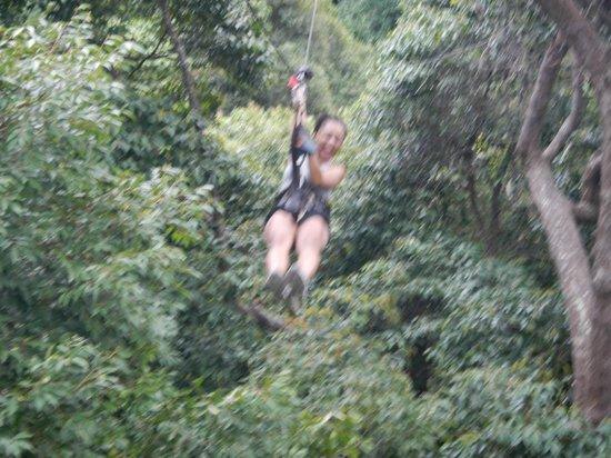 Canopy Adventures: Whooo!