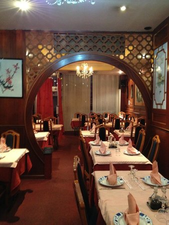Restaurant Chinois Le Dragon Du0027Or