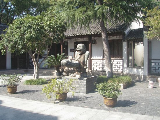 Wujiang, China: Tong Li Sex Museum