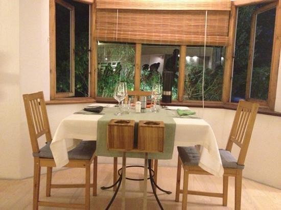 La Sosta Restaurant: restaurant indoor