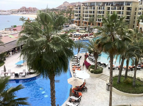 Casa Dorada Los Cabos: View from balcony