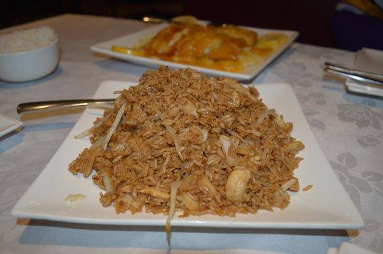 Fortune Cooky Restaurant: Chicken Fried Rice