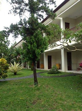เปอร์ติวี รีสอร์ท แอนด์ สปา: where we were staying @ pertiwi