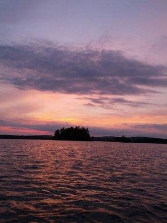 Wentworth State Park: Sunset
