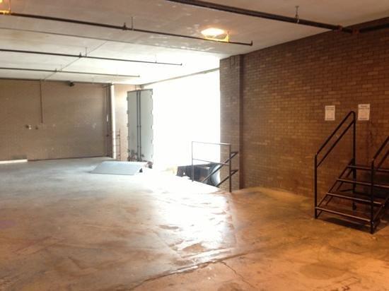 Huntsville, AL: Theatre Loading Dock