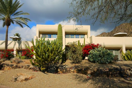 JW Marriott Scottsdale Camelback Inn Resort & Spa: Gorg...
