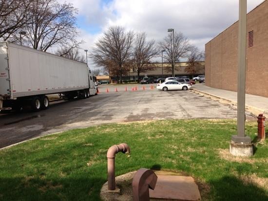Huntsville, AL: Parking