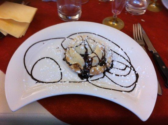 """Sale e Pepe : Il dessert """"Divino"""""""