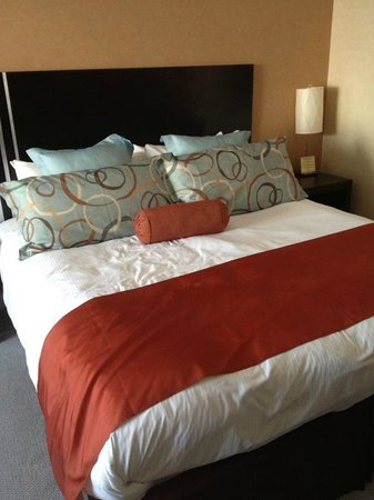 Renaissance Reno Downtown Hotel: Best bed in Reno...