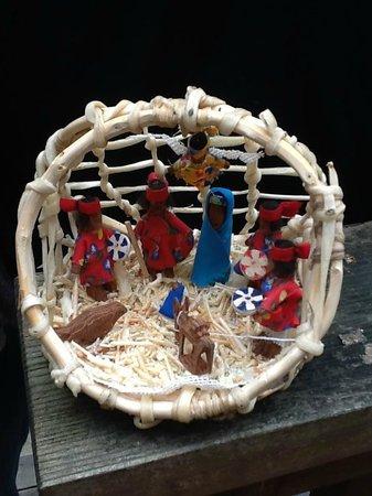 Casa Etnika : tarahumara nativity scene