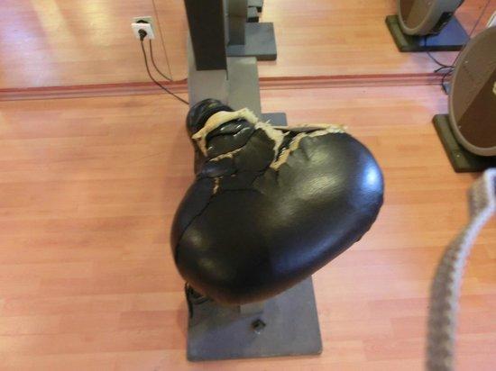 Royal Decameron Issil: Le vélo de la salle de sport