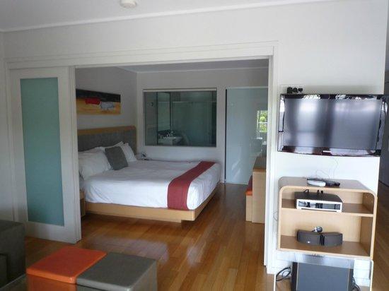 Peppers Salt Resort & Spa: The Bedroom